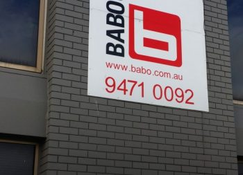 BABO Group General Signage by Signmansez