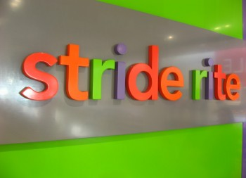 Stride Rite 3D Signages by Signmansez